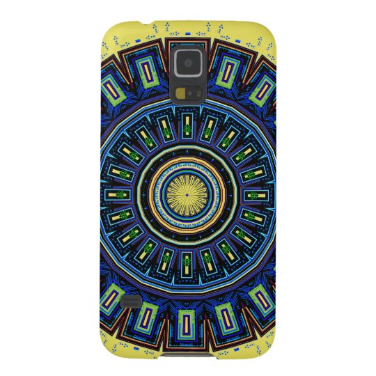 Jane Kaleidoscope design Galaxy S5 Cover