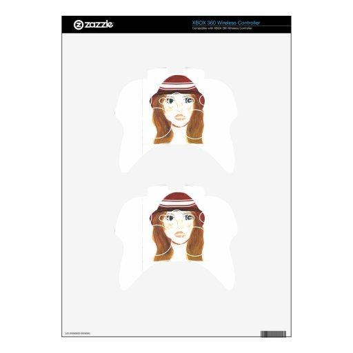 Jane Mando Xbox 360 Skins