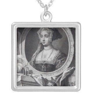 Jane Seymour 2 Silver Plated Necklace