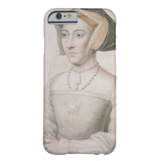 Jane Seymour (c.1509-37) engraved by Francesco Bar Barely There iPhone 6 Case