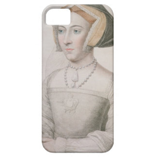 Jane Seymour (c.1509-37) engraved by Francesco Bar iPhone SE/5/5s Case