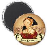 Jane Seymour Classic Fridge Magnet