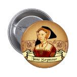 Jane Seymour Classic Pinback Buttons