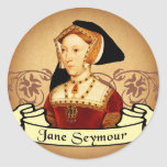 Jane Seymour Classic Sticker