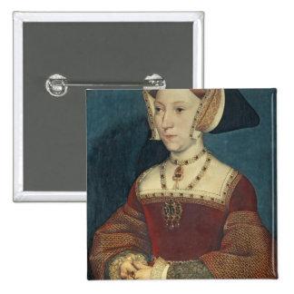 Jane Seymour Pinback Button