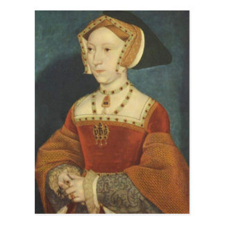 Jane Seymour Postcard