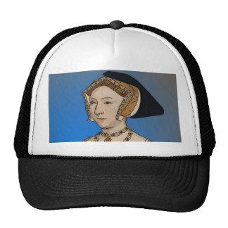 Jane Seymour Queen of Henry VIII Of England Trucker Hat
