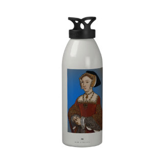 Jane Seymour Queen of Henry VIII Of England Drinking Bottles
