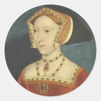 Jane Seymour Stickers