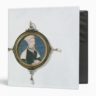Jane Small 3 Ring Binder