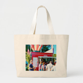 Janek's Homemade Foods Large Tote Bag