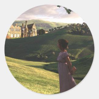 Jane's Pemberley stickers