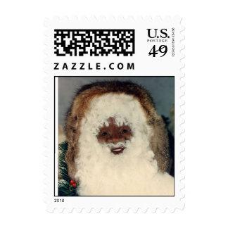 Jane's Santa Stamps