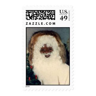 Jane's Santa Stamp