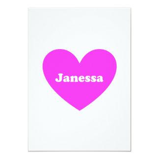 Janessa Card