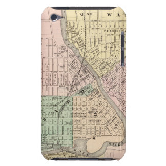 Janesville, county seat of Rock Co iPod Touch Case-Mate Case