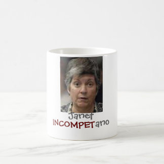 Janet Incompetano Mugs
