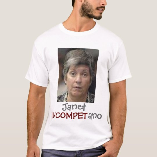 Janet Incompetano T-Shirt