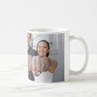 Janet + Max Wedding Mug