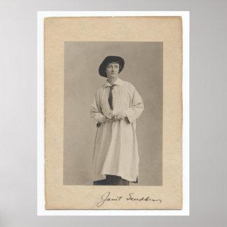 Janet Scudder Print