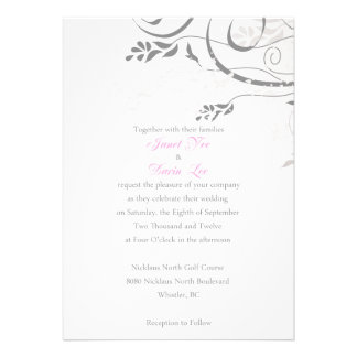 Janet's Front Invitations