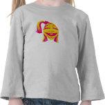 Janice Disney sonriente del Muppet Camiseta