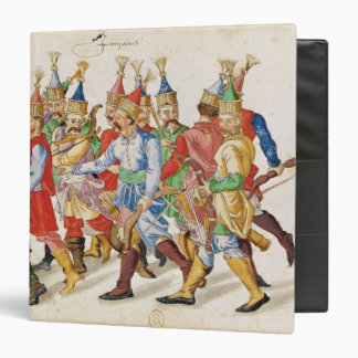 Janissaries, 1583 binder