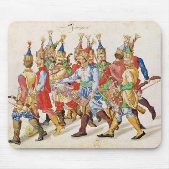 Janissaries, 1583 mouse pad