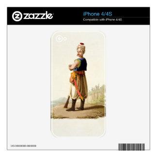 """Janissary, de los """"trajes de las diversas naciones skins para iPhone 4S"""