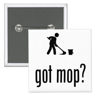 Janitor Button