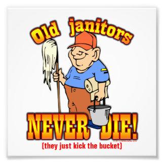 Janitors Art Photo