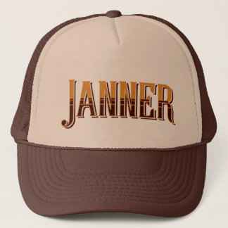 Janner Devon Dialect Slang Trucker Hat