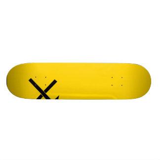Janov BR, Czech Custom Skateboard