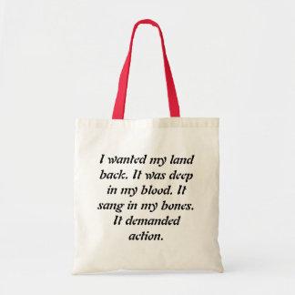 Jan's Promise Tote Bag