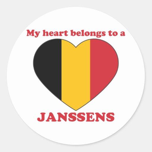 Janssens Stickers