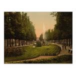 Janssingel in Arnhem Postcard