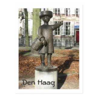 Jantje Postcard