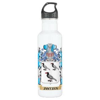 Jantzen Coat of Arms - Family Crest 24oz Water Bottle