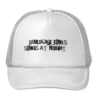 Januari Jones songs at night.... Trucker Hat