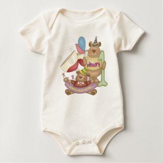January 1 baby bodysuit