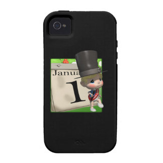 January 1 iPhone 4/4S cases