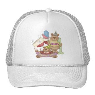 January 1 trucker hat
