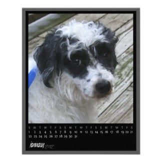 january 2012 calendar flyer