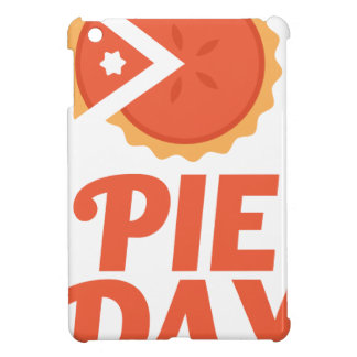 January 23rd - Pie Day - Appreciation Day iPad Mini Covers