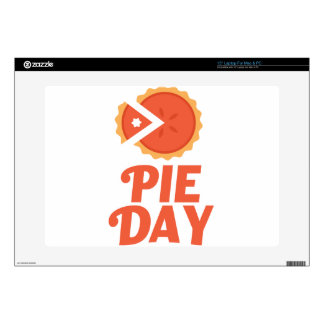 January 23rd - Pie Day - Appreciation Day Laptop Decal