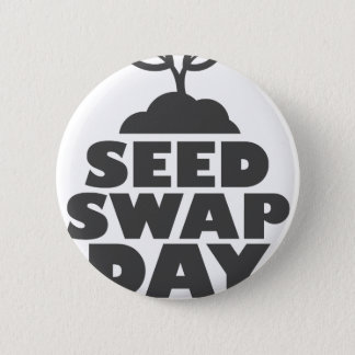 January 28th - Seed Swap Day - Appreciation Day Button