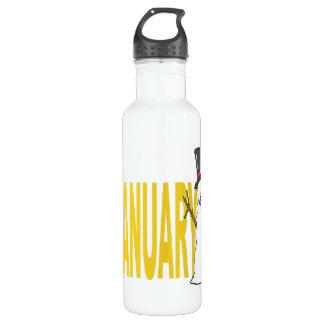 January 5 water bottle