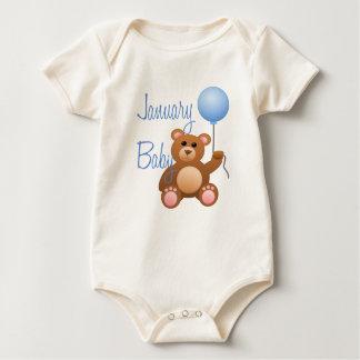 January Baby Baby Bodysuit