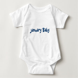 January Baby Baby Bodysuit