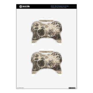 January by Esaias van de Velde Xbox 360 Controller Decal